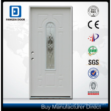 Steel Door Tempered Glass Price