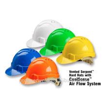 Certificado CE Chapéu duro para trabalhadores