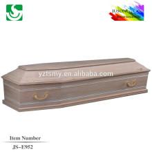 Golde zinc handles for cheap wood coffin