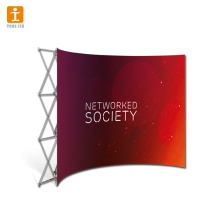 Hot sale promotion counter pop up banner display
