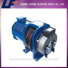 MONA 200B elevator machines and motors, elevator gearless traction machine, elevator motor