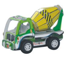 Children Engineering Truck Puzzle