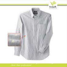 Custom High Quality Fashion Cotton Man's Dress Shirts (S-01)