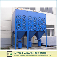 Fume Extractor/Treatment-1 Long Bag Low-Voltage Pulse Dust Collector