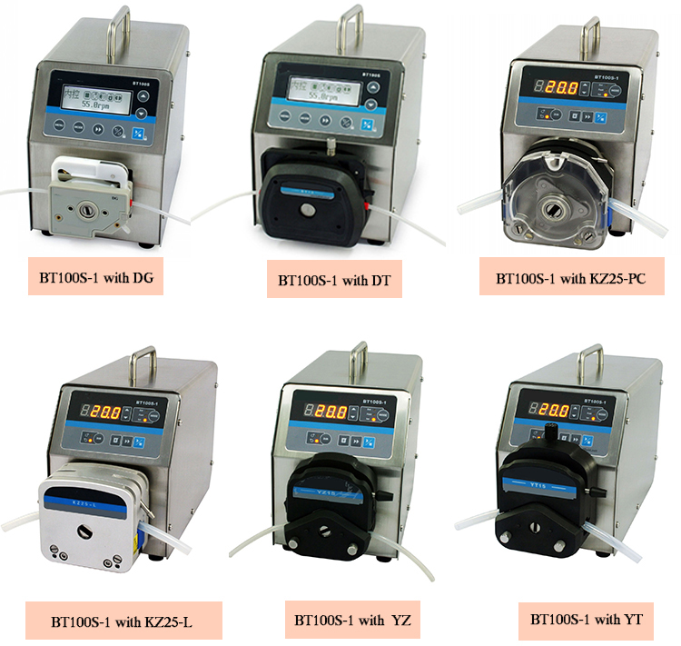500ml peristaltic pump