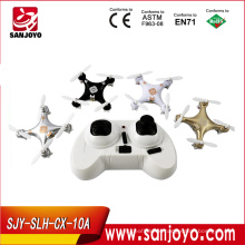 4cm Nano Drone CX-10A Supper Mini Flying Dinky Toy For Christmas Gift