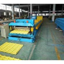 Máquina formadora de rollos de acero galvanizado de precio más bajo