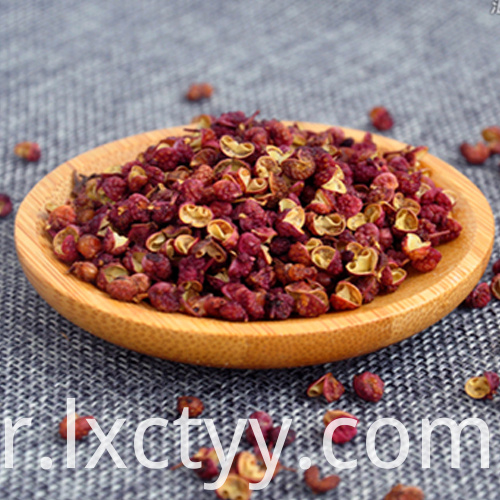 sichuan pepper powder tea