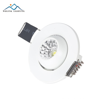 """2.5"""" Junction Box 11W MR16 New Cob Recessed LED Downlight Housing Fixture"""