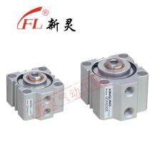 Cilindros neumáticos de acero inoxidable de alta calidad de la buena calidad de la fábrica