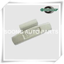 AW Series Steel / Fe Clip sur les poids d'équilibrage des roues pour roue en alliage, revêtement époxy polyester, super qualité