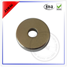 Strong ring neodymium magnet for medical