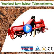 Agricultura Rotavator 3 Ponto Pto Trator Mini Rotativo