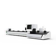 1000 watt fiber tube laser cutter / metal tube laser cutting machine