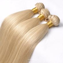 Top-Qualität Blonde 613 Haar bündelt reines indisches Haar Großhandelspreis