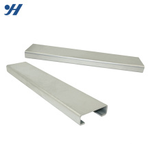 Wholesale Galvanized electrical strut channel,slotted unistrut channel