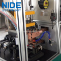 Full automatic Armature commutator spot welding and fusing machine for motor rotor