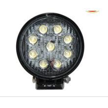 Auto Luz de Trabalho LED para Off Road Car 27W com Spot ou Flood Beam