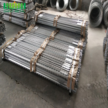 High+Quality+Galvanized+Steel+Fence+T+Post