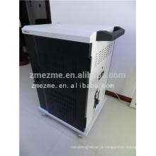 armazenamento do portátil / ipad / tablet & carrinho / armário de carregamento da sincronização na mobília de escritório