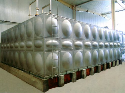 Stainless Steel Water Cisterns