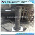 rotor de grafito de desgasificación y eje de nueva fabricación a petición