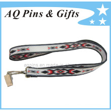 Heat Transfer Neck Lanyard with Printed 4
