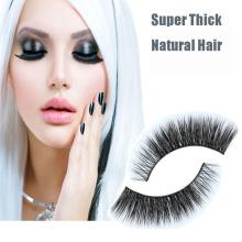 New Super Thick Long Style Natural Hair False Eyelashes Mfe1008