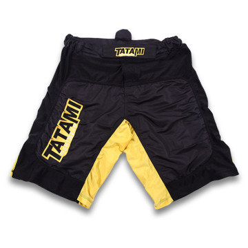 Mens Crossfit träning sublimering tryckt fight shorts
