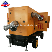 Mute unit popularizing high quality fire pump