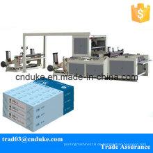 Factory Direct Servo Motor A4 Papierherstellungsmaschine (DKHHJX-1300)