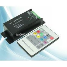 Controlador de Iluminação LED RF 20-Key