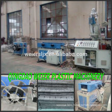 High quality of Plastic single screw extruders manufacture