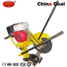 Cortador de carril abrasivo de combustión interna Nqg-6.5