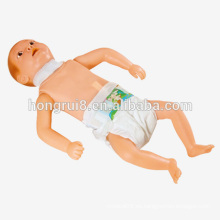 H24 Advanced Tracheotomy care baby Simulador de Enfermería