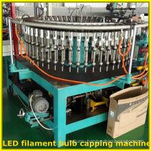 LED Filament Bulb Capping Machine