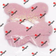 Schmetterling PU-Leder Haarclip Frauen Haar Ornament Geschenke (PBH50828)