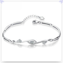 Bijoux en cristal Bijoux fantaisie Bracelet en argent sterling 925 (SL0079)