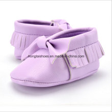 Modelos de la PU: Zapatos interiores del niño del bebé 12
