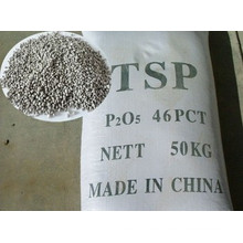 Super fosfato triple de fertilizante de alto fosfato