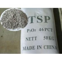 Triple Super phosphate d'engrais à haute teneur en phosphate