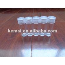 Plastic vial