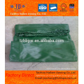 Tela reforçada de PVC encerado de PVC