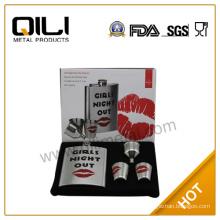 18/8 304 FDA and LFGB 7oz high quality business gift