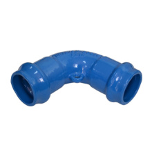Best Quality for Mopvc Double Socket Bend 45 Deg MOPVC Double Socket Bend supply to Honduras Factories