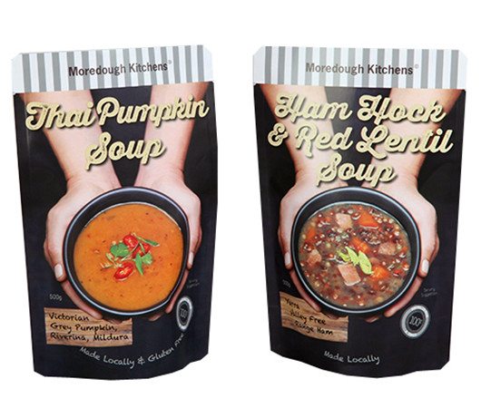 Stand Up Pouch Untuk Soup, Sauce Bag