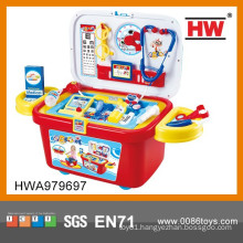 2015 Best selling children toys kids playing doctor stories