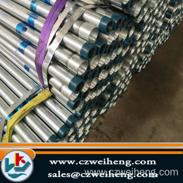 schedule 40 carbon erw steel pipe on sale