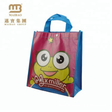 Reach SGS/Intertek standard hot selling pp nonwoven shopping bag