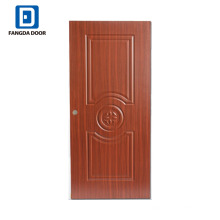 Fangda pvc porte intérieure en bois
